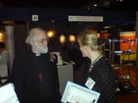 friendsfirst turns heads at the Christian Resources Exhibition. May 2007