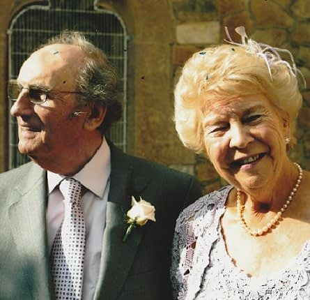 Janet and Barrie