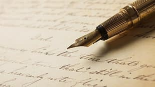 Have you written a letter or email to another member yet?