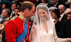 Kate and William – it could never happen to me!