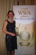 Katharine Gray – friendfirst Director wins Business Award – March 2012